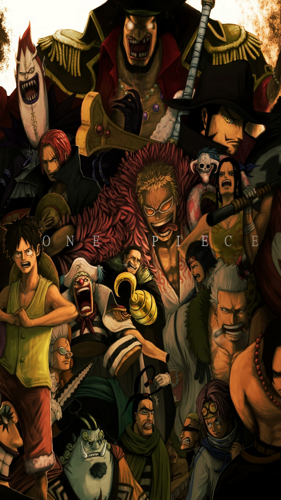 One Piece Hd Anime Wallpapers