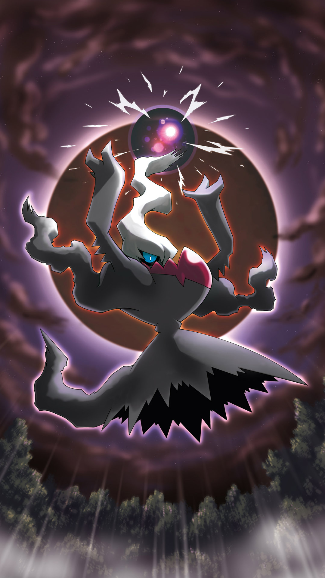 darkrai wallpaper pokemon wallpapers hd anime 1080x1920